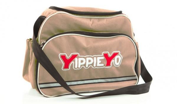 YippieYo Gepäcktasche Beige