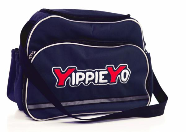 YippieYo Gepäcktasche Dunkelblau