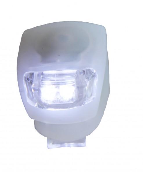 YippieYo LED Leuchten Weiß (2 Stück)