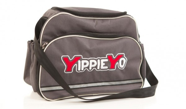 YippieYo stroller bag in anthracite